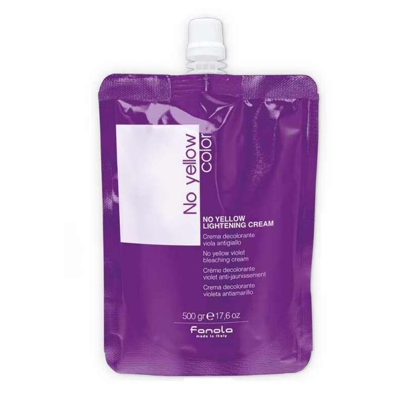 CREMA DECOLORANTE VIOLETA NO YELLOW 500ML