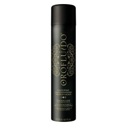 HAIR SPRAY MEDIUM ORO...
