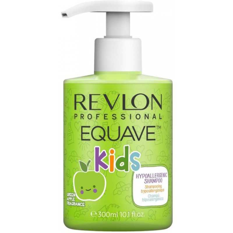 CHAMPÚ DE MANZANA 300ML EQUAVE KIDS...