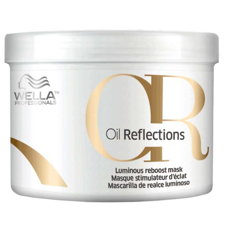 OIL REFLECTIONS MASCARILLA WELLA