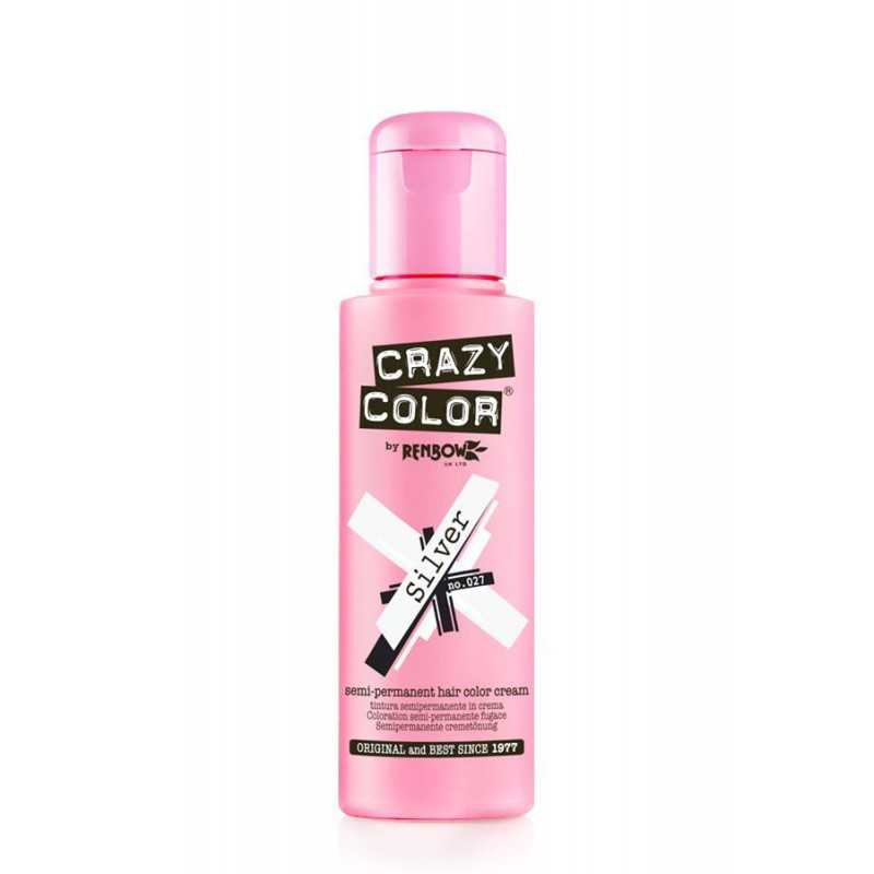 CRAZY COLOR 27 SILVER 100ML