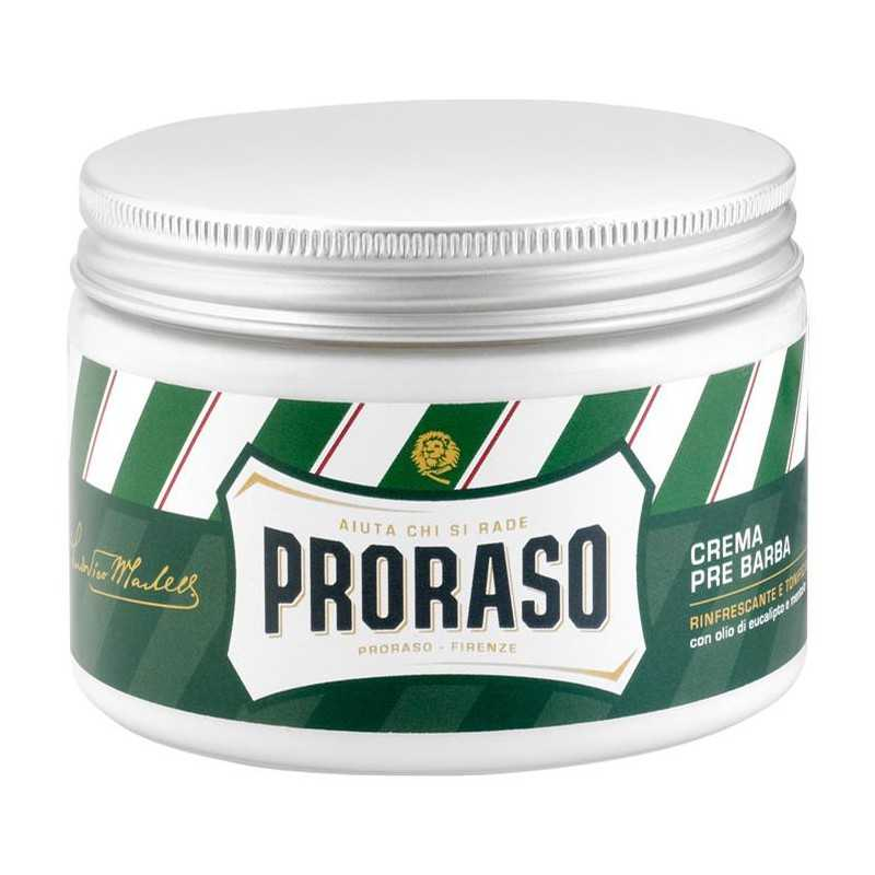 CREMA PRE AFEITADO EUCALIPTO 300ML...