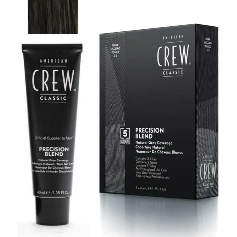 PRECISION BLEND DARK 2-3  3X40ML...