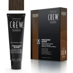 PRECISION BLEND MEDIUM NATURAL 4-5  3X40ML AMERICAN CREW
