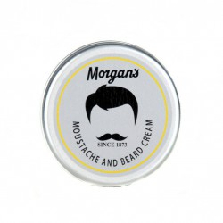MOUSTACHE & BEARD CREAM...