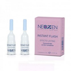 AMPOLLAS INSTANT FLASH  2X3ML NEOZEN