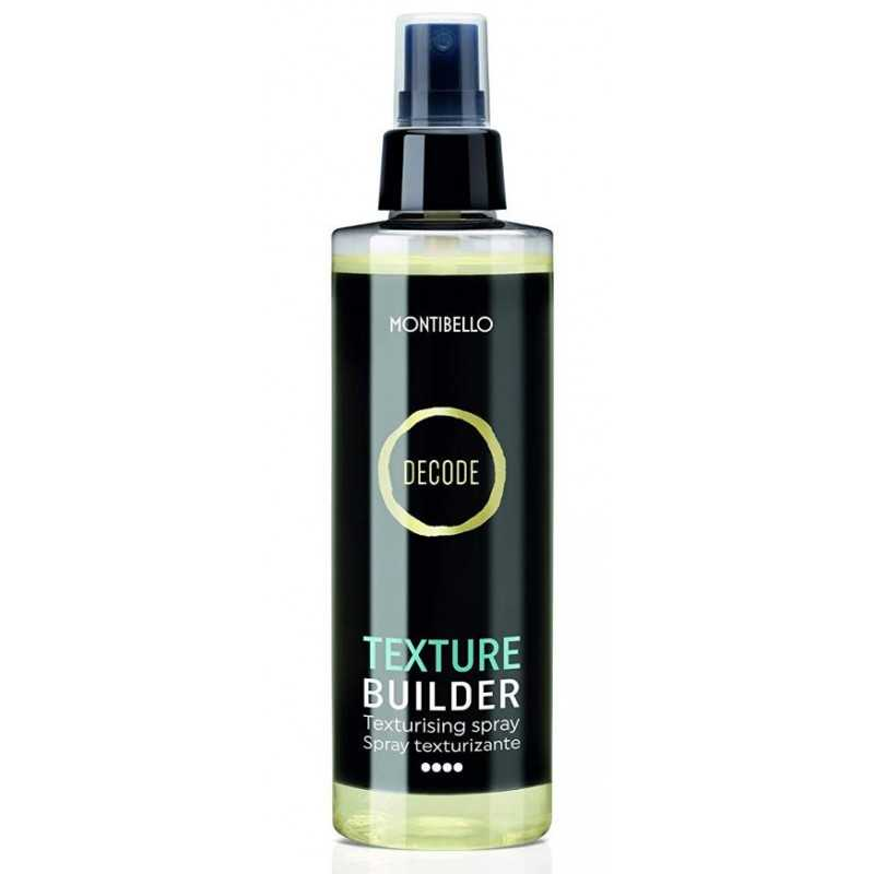 DECODE TEXTURE BUILDER 200ML MONTIBELLO
