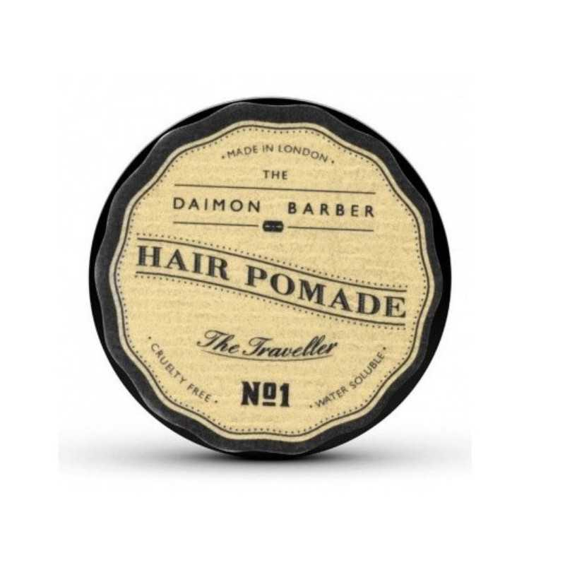 HAIR POMADE TRAVELER 30G DIAMOND BARBER