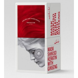 MASK SHIKISO KERATIN &...