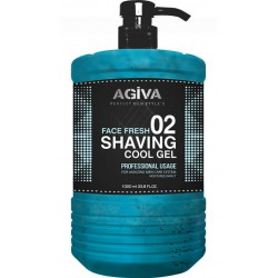 SHAVING GEL COOL 02 AGIVA