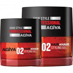HAIR GEL 02 AGIVA