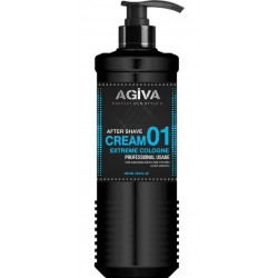 AFTER CREAM COLOGNE EXTREME 400ML AGIVA