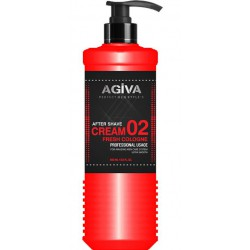 AFTER CREAM COLOGNE FRESH  400ML AGIVA