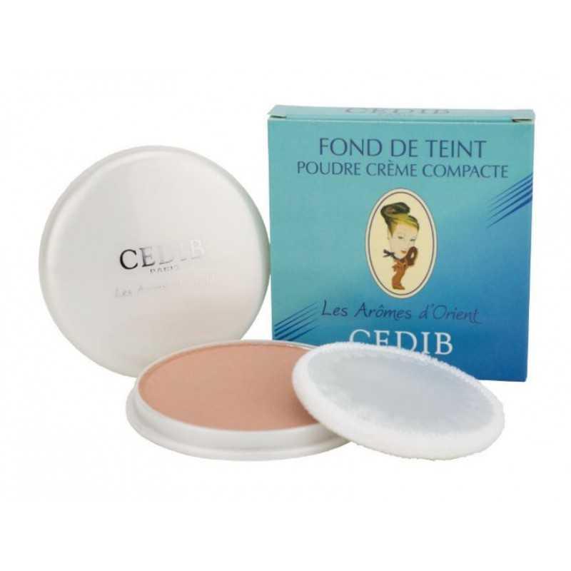FOND DE TEINT CREME COMPACT CEDIB