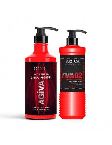 PACK AFEITADO SHAVING GEL COOL +...