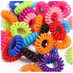 BOBBLES HAIR BAND COLETERO INVISIBLE
