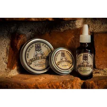 BALSAMO BARBA BEARD BALM BARTPOMADE CITRUS 60ML